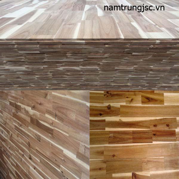 gỗ ghép Tràm