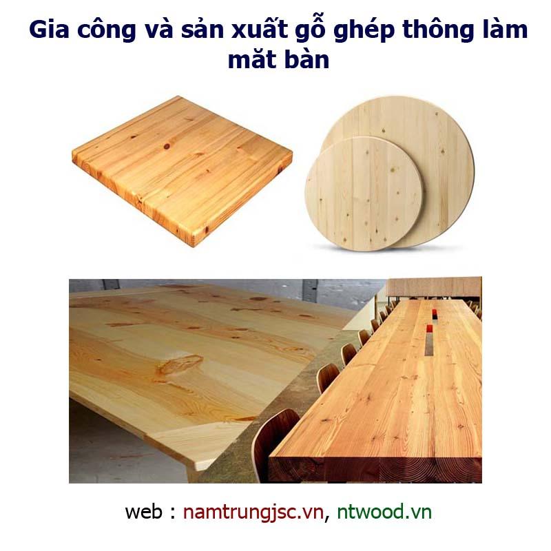 gia-cong-san-xuat-go-ghep-thong-lam-mat-ban