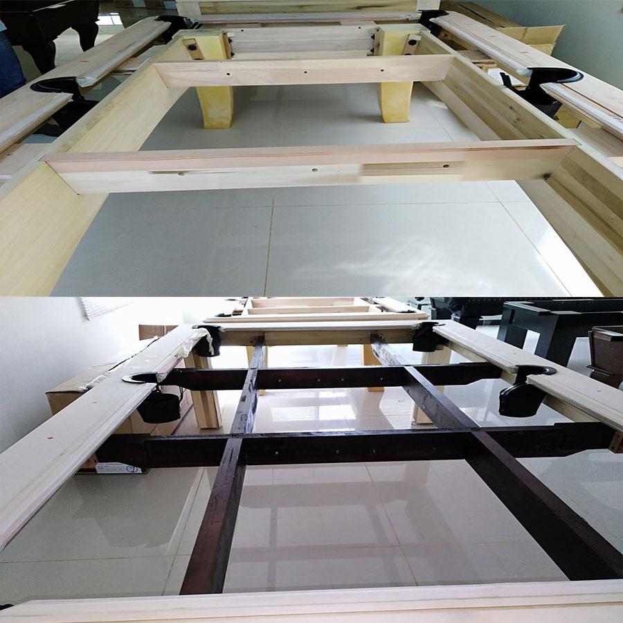 khung bàn bida