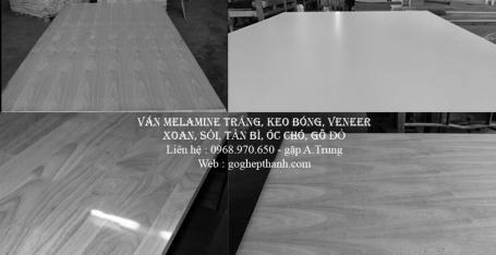 ban-van-va-gia-cong-cat-tam-melamine-trang-keo-bong-veneer