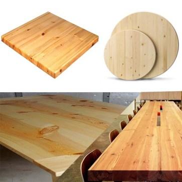 Mạt bàn gỗ Thông